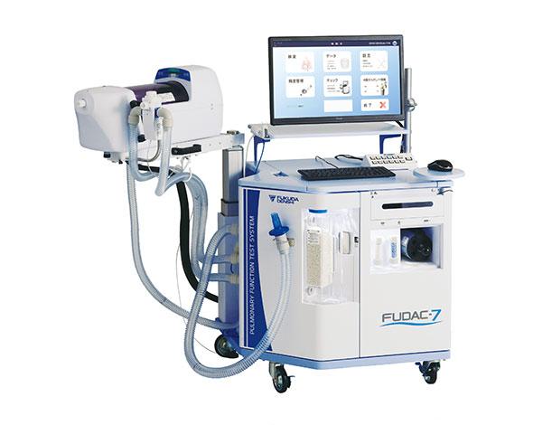 呼吸機能測定装置 フダックー7